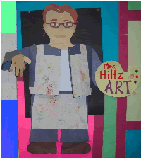 Mrs Hiltz Collage